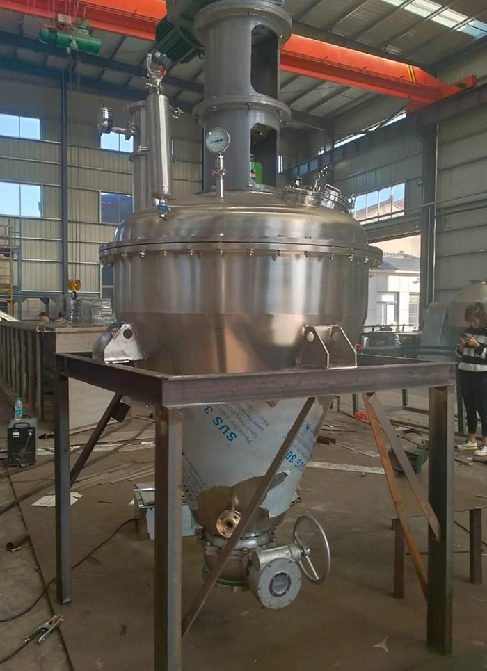 广东单锥螺带干燥机